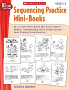 Sequencing Practice Mini-Books, Grades 2-3