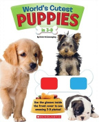 World's Cutest Puppies in 3-D [With 3-D Glasses]
