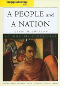 Cengage Advantage Books: a People and a Nation