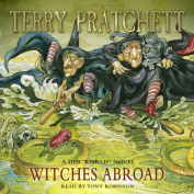 Witches Abroad  [Audio]