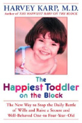 The Happiest Toddler on the Block