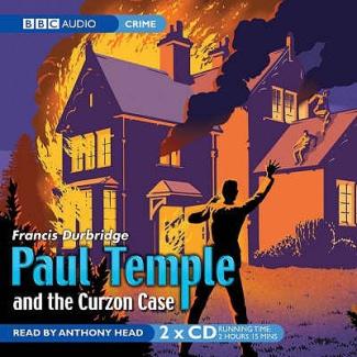 Paul Temple & the Curzon Case - Francis Durbridge