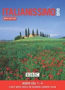 ITALIANISSIMO BEGINNERS' (NEW EDITION) CD's 1-4  [Audio]