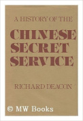A History of the Chinese Secret Service