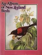 Album of New Zealand Birds