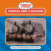 Thomas and the Dragon (Thomas the Tank Engine) [Board book]