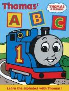 Thomas' ABC [Board book]