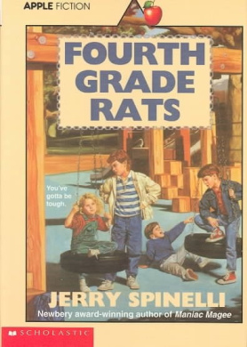 Fourth grade rats jerry spinelli paul casale illustrated for Fishpond books