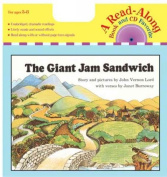 The Giant Jam Sandwich [With CD]