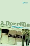 A Derrida Dictionary