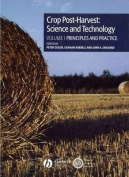 Crop Post-Harvest: Science and Technology