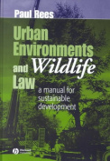 Urban Environments & Wildlife Law