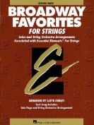 Essential Elements Broadway Favorites for Strings - String Bass