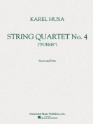 String Quartet No. 4: Poems