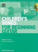 Children's Songs for Beginning Guitar