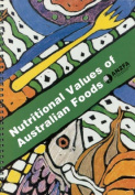 Nutritional Values of Australian Foods