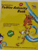 Table Activity Book