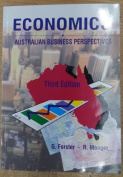 Economics Australian Business Perspectives