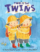 Two Is for Twins [Board Book]