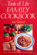 Taste of Life Family Cookbook