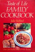 Taste of Life Family Cookbook