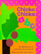 Chicka Chicka ABC [Board Book]
