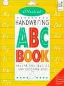 D'Nealian Handwriting ABC Book, Grades K-2