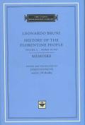 Leonardo Bruni: History of the Florentine People