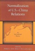 Normalization of U.S.-China Relations
