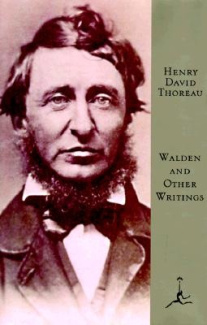 Walden and Other Writings (Modern Library) Henry David Thoreau and Brooks Atkinson