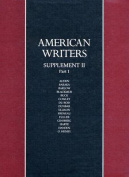 American Writers/Supplement to Part 1