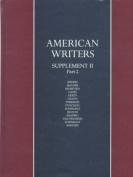 American Writing