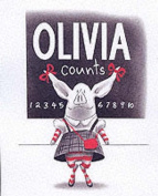 Olivia Counts [Board book]