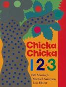 Ingram Book & Distributor SIM9780689858819 Chicka Chicka 1 2 3