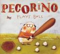 Pecorino Plays Ball