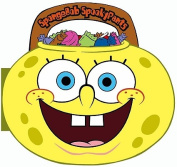 Spongebob Spookypants [Board Book]