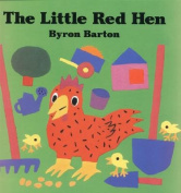 The Little Red Hen Board Book [Board Book]