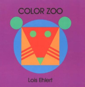 Color Zoo Board Book [Board Book]