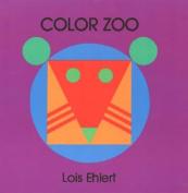 Color Zoo Board Book [Board Book]