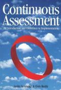 Continuous Assessment