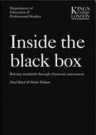 Inside the Black Box: Raising Standards Through Classroom Assessment