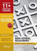 11+ Practice Papers, Non-verbal Reasoning Pack 1, Standard