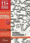 11+ Practice Papers, Verbal Reasoning Pack 2 (Multiple Choice)