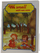 We Smell with Our Nose