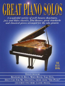 Great Piano Solos - The Blue Book.