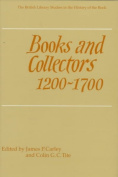 Books and Collectors 1200-1700