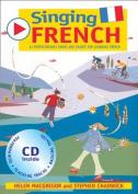 Singing Languages - Singing French (Book + CD)