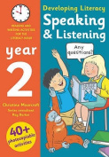 Speaking and Listening - Year 2