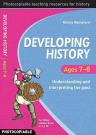 Developing History Ages 7-8