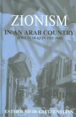 Download PDF Free Zionism in an Arab Country